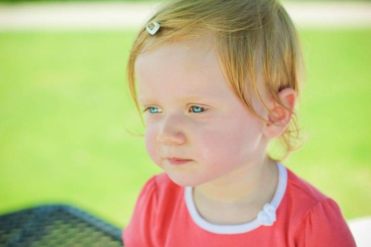 Hannah blue eyed girl